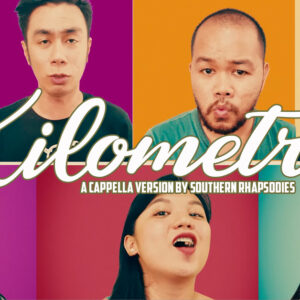 Amazing Acappella Version of Sarah G's Kilometro