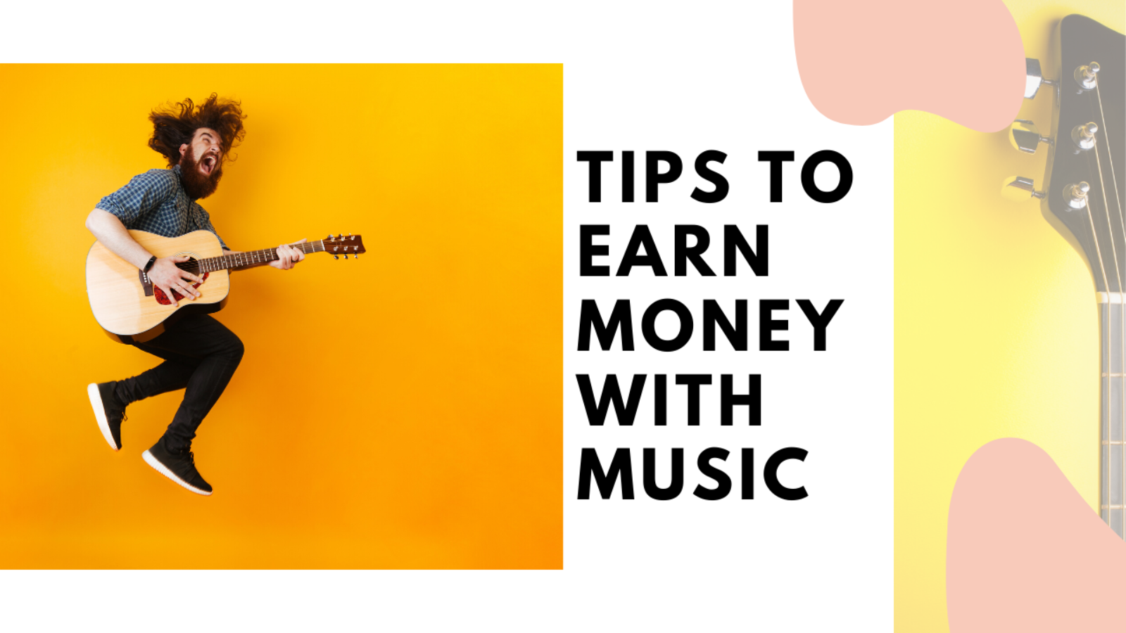 Tips to earn money with music