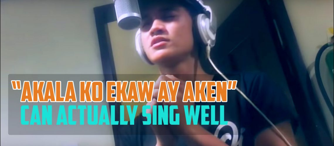 Luha Funny Viral Singers Wows Everyone With His New Video